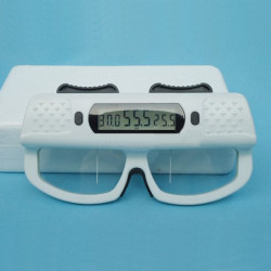 NJC-12 Digital PD Pupillometer Glasses Optometry Equipment