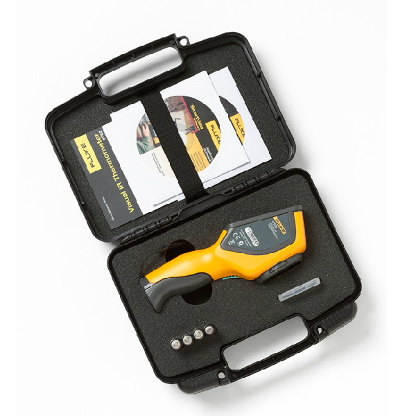 Original Fluke VT02 Visual Infrared Thermometer IR Thermal Imager Professional Instruments & Tools