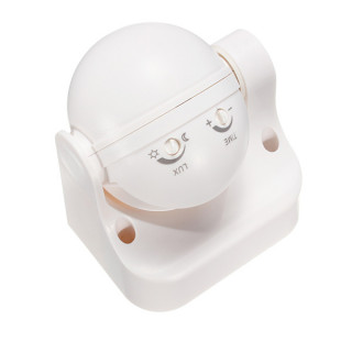 Compact Outdoor 180° Degree Security PIR Motion Movement Sensor Detector Switch