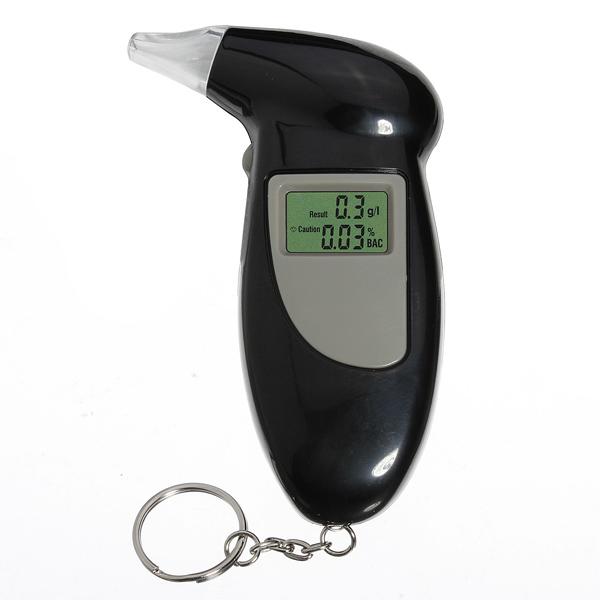 PFT 68S Atemalkohol Analysator Tester Alkoholtester Schlüsselanhänger Instrumente und Werkzeuge