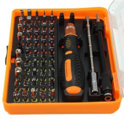Precision 53 i 1 Multi-Bit Torx Skruetrækker Pincet Reparation Værktøj Set