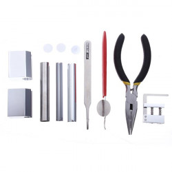 Professional 12 in 1 HUK Sperre Demontagewerkzeug Schlosser Tools Kit