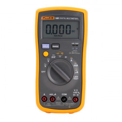 Professional Fluke 18B+ F18B+ Digital Multimeter with LED Test Function