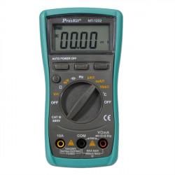 """Professionel Pro Kit MT-1232 2.1"""" Digital Auto Multimeter"""