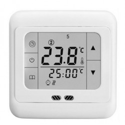 QG0013401 Touch LCD-skærm Programmerbar Rumtermostat Controller