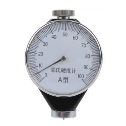 Shore Type A / Type O / Type D Rubber Tire Durometer Hårdhed Tester Meter