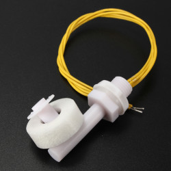 Side-mounted Liquid Water Level Sensor Right Angle Float Switch