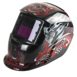 Slim Reaper Solar Auto Darkening Welding Helmet TIG MIG Grinding Mask