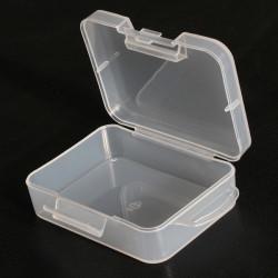Lagring SMT Komponent Plast Elektronik Verktyg Prylar Box Fall
