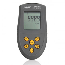 TASI-8740 Non-contact LCD Digital Laser Tachometer RPM Speed Gauge