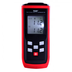 TASI TA8112 Pocket LCD Electrical Digital Thermometer -50ºC to 1350ºC Red