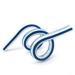 TRIXES 30CM 12Inch Flexible Helix Vinyl Plastic French Curve Ruler Professional Instruments & Tools