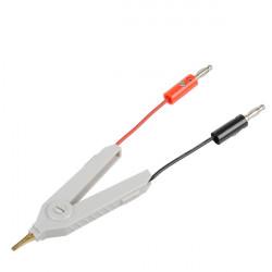 Test Bly Klämma för Induktans Kapacitans Multimeter Meter LC200A Etc.