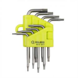 Torx Style Wrench Screwdriver Tools 8 PCS A Set Repairing Tool Kits