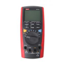 UNI T UT71C Intelligent Multimeter DC / AC V / A Ohm / Hz Kapazität Tester