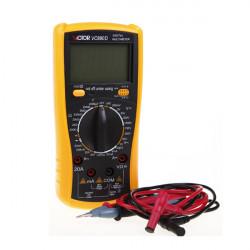 VICTOR VC890D Digital Multimeter AC DC Ohm Voltmeter Ohmmeter Ammeter