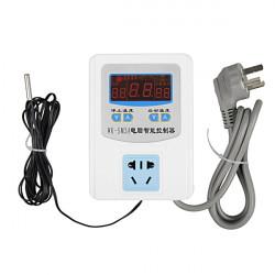WK-SM3A Smart Termostat Justerbar Digital Temperaturregulator
