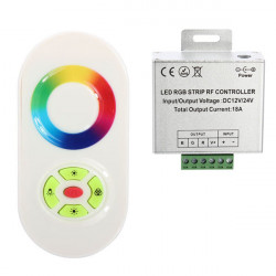 Drahtlose RGB Touch Controller mit Fernbedienung