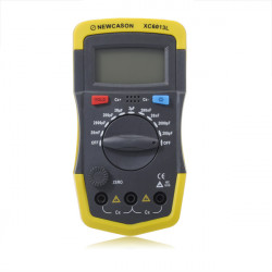 XC6013L Digital LCD Display Capacitor Kapacitans Meter Tester