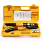YQK-70 Quick Hydraulic Pliers Wire Cable Lug Terminal Crimper Tool Professional Instruments & Tools