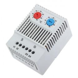 ZR011 Tovejs Temperatur Controller Normalt Åben / Normalt Lukket