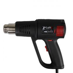 Zcanz M300S Elektro 2000W Temperatur einstellbare Heißluftpistole 50 550 ℃