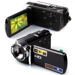 1080P Digital Videokamera Full HD 16 MP 16x Digital Zoom DV-kamera Kit