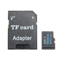128GB Micro SD TF Secure Digital High Speed Flash Memory Card Class6 With Adapter