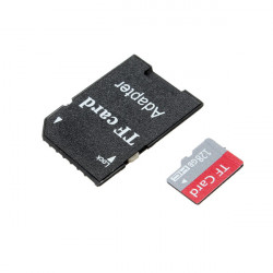 128GB Real Storage 32G Micro SD SDHC / SDXC Digital High Speed ​​Flash-minneskort Class10UHS-1