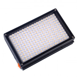 144A LED Video Kamera Lys Lampe Single Farver Temperatur 2354lux