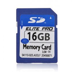 16GB 16G SD HC Secure Digital High Speed Flash Memory Card For Camera