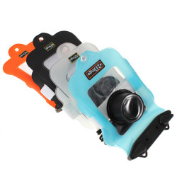 20M wasserdichte Digitalkamera Unterwasser Schwimmen Tauchen Gehäuse Case Tasche