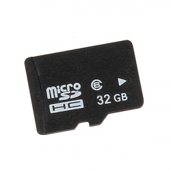 32GB MicroSD TF Memory Card For Camera MP3 MP4 Cellphone Digital Video