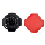 360 Degree Helmet Mount Adjust Adapter For GoPro HERO 3+/3/2/1 Photography & Camera Acc