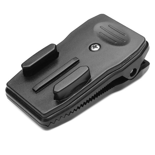360 Grader Roterande Snabb Clip Montering för GoPro Kamera Hero 1/2/3/3 + Foto & Video