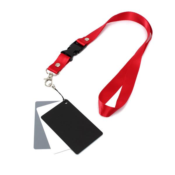 3 in 1 Digital 18% Grau Weiß, Schwarz, Grau Karten im Taschenformat Gleichgewicht Foto & Kamerazubehör