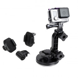 4 In 1 TMC Low Angle Sucker Sport Gear Accessories Set For Gopro Hero4 3 2 1 3 Plus