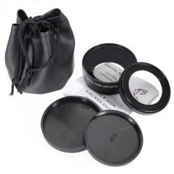 52mm 0.45x Wide Angle & Macro HD Conversion Lens For Canon EOS Rebel