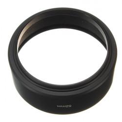 52mm Screw Mount Standard Metal Lens Hood For Canon Nikon Pentax