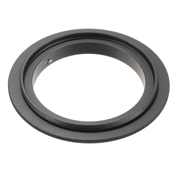 55mm Macro Reverse Ring for Sony AF Minolta MA A33 A55 A77 A290 A380 Foto & Video