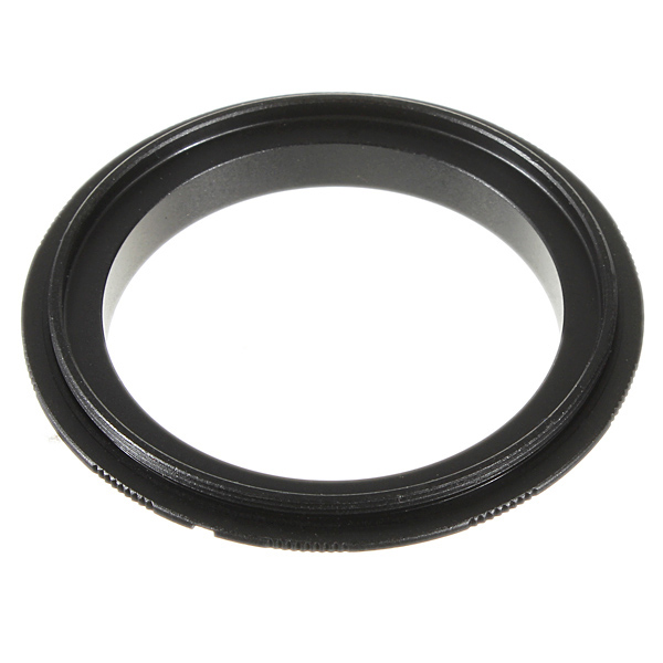 58mm EOS Macro Reverse Adapter Ring For Canon 550D 600D 1000D EF Mount Photography & Camera Acc
