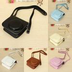 6 Farben PU Leder Kameratasche Schultertasche für Fuji Fujifilm Intax Mini 8 / 8s Foto & Kamerazubehör