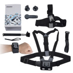 7 In 1 Dazzne KT-116 Kit X-games Mount Suit For Gopro Hero 1/2/3/3+ Photography & Camera Acc