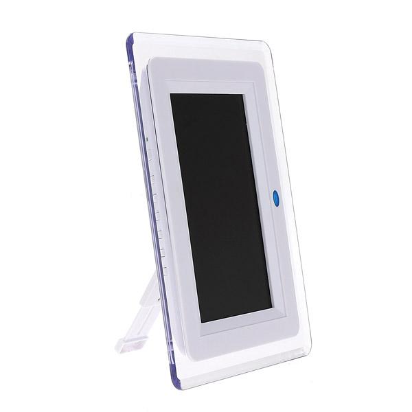 7 Zoll TFT LCD Digital Filme Rahmen MP3 MP4 Player Alarmleuchte Foto & Kamerazubehör