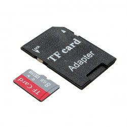 8G Micro SD SDHC / SDXC Secure Digital High Speed ​​Hukommelseskort Class10 UHS-1