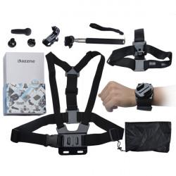 8 in 1 Dazzne KT 117 X Spiele Berg Anzug Kit für GoPro Hero 1/2/3/3 +
