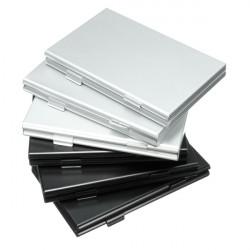 Aluminium alloy SD MMC TF Memory Card Storage Box Protecter Case Hold