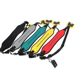 Anti-slip Neoprene Quick Sling Shoulder Strap For DLSR Canon Nikon
