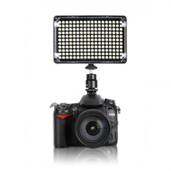 Aputure AL-H198C 3200K til 5500K Farvetemperatur LED Video Lys Lampe til Canon Nikon Sony DSLR-kamera