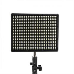 Aputure Amaran AL H528C LED Videoleuchte Panels Farbtemperatureinstellung für Camcorder DSLR